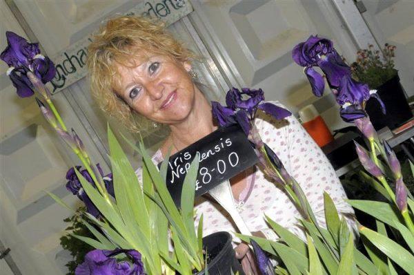 Donna @ Kent Garden Show