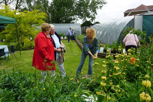 NGS Open Day 5
